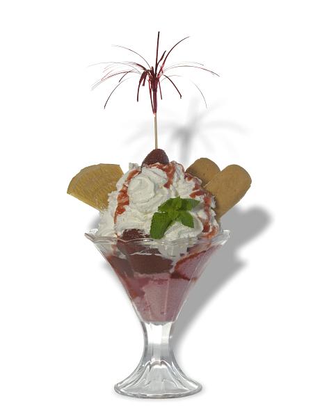 Zmrzlinový pohár Chopper