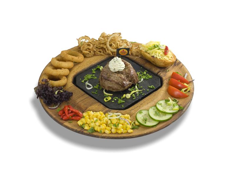 Flinston steak
